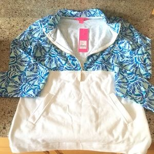 Lilly Pulitzer NWT popover